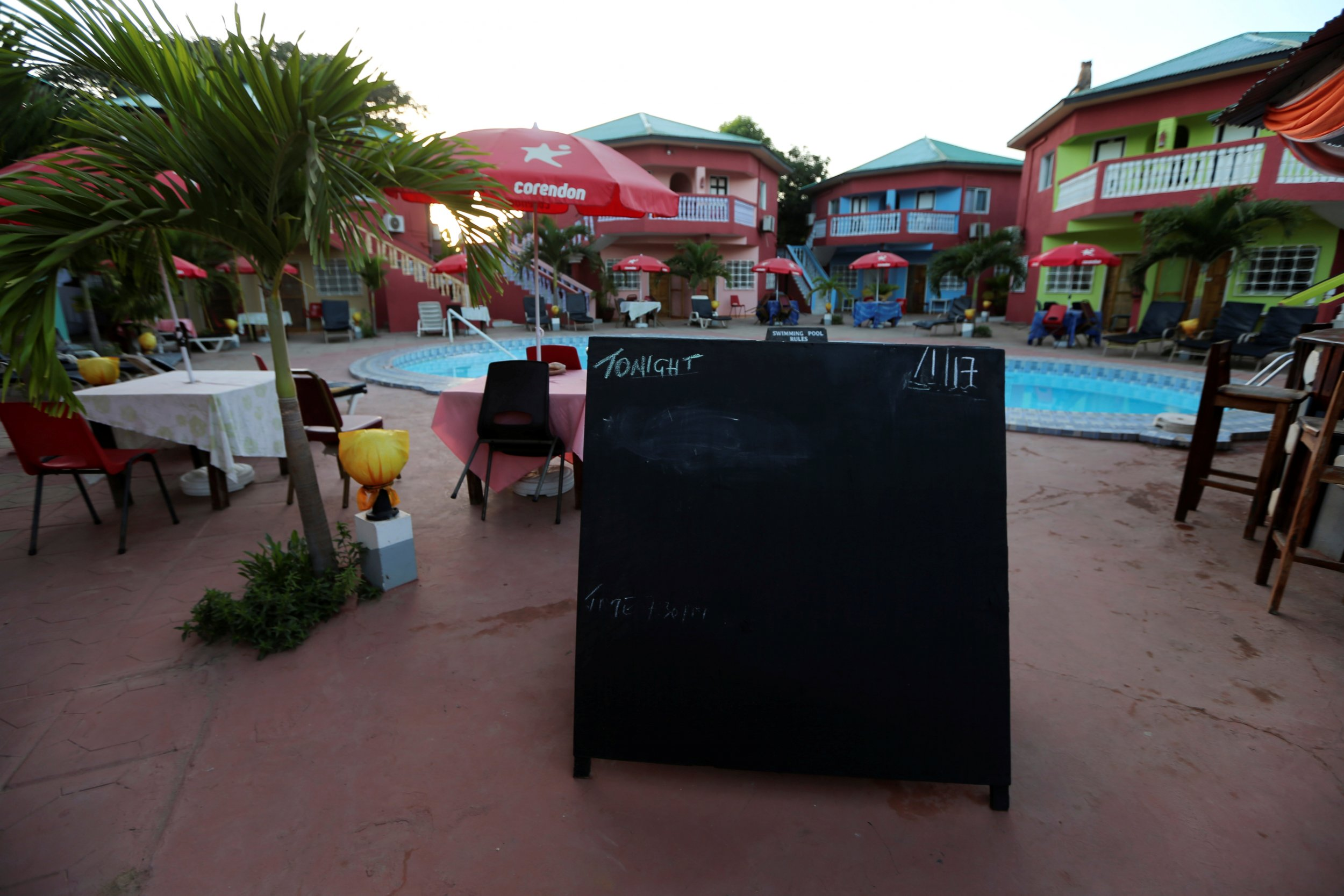 Gambia hotel