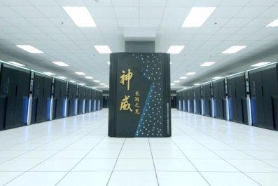 china supercomputer exacomputer prototype