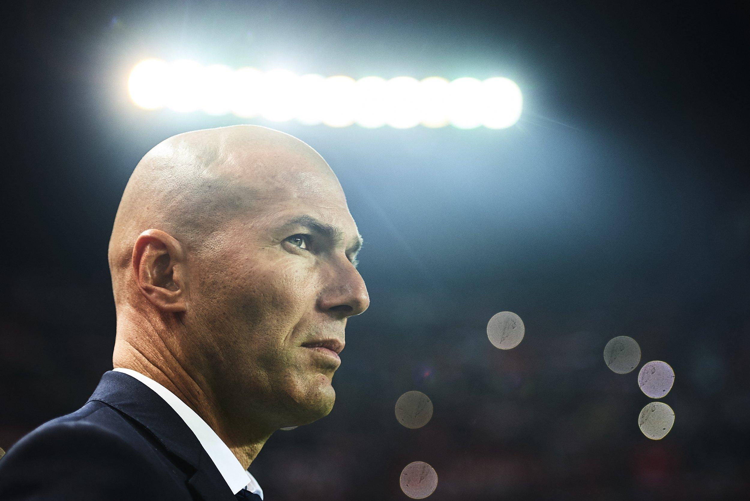Zinedine Zidane Identifies Culprit for Real Madrid Defeats