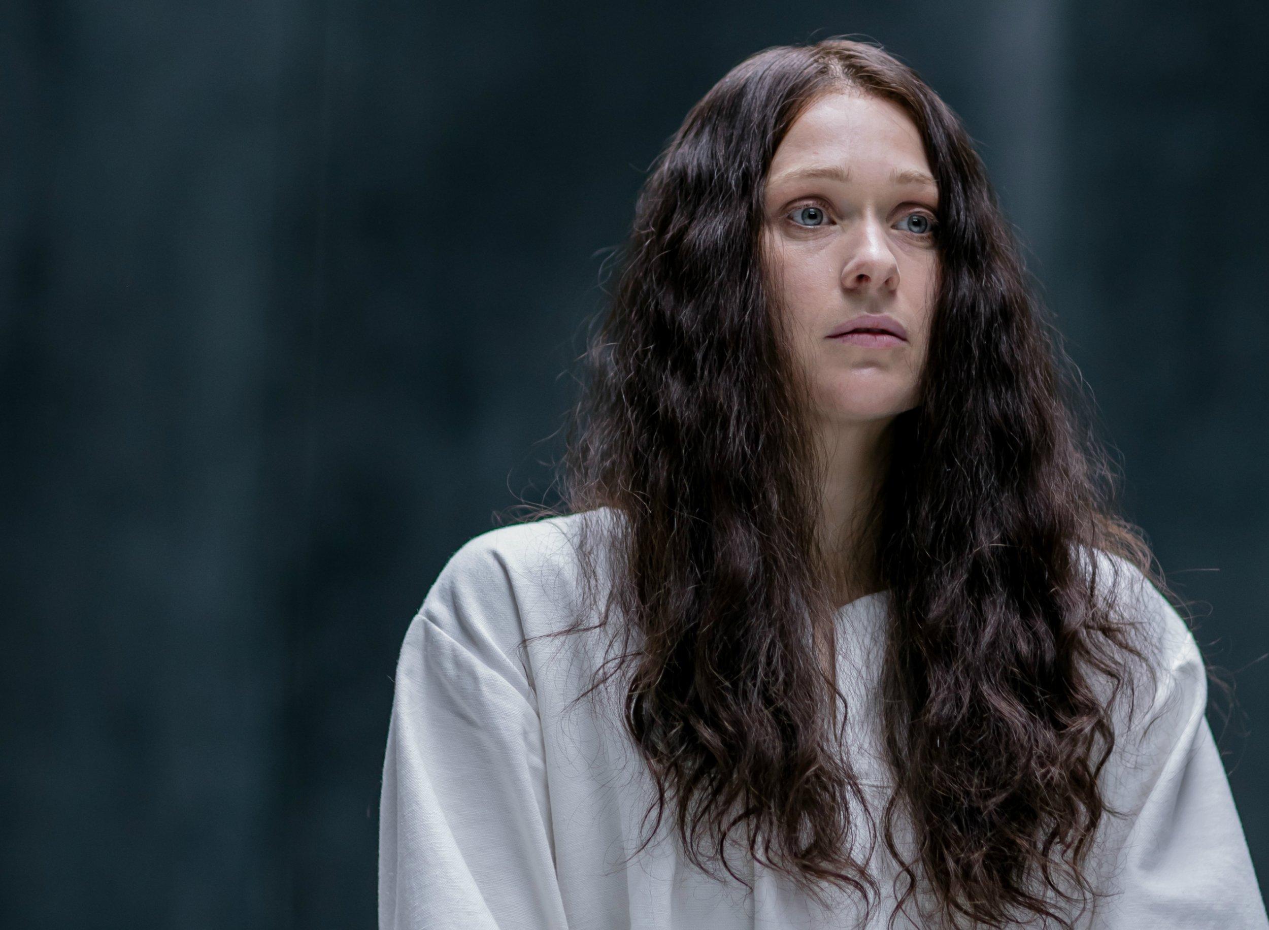 Sian Brooke as Eurus Holmes