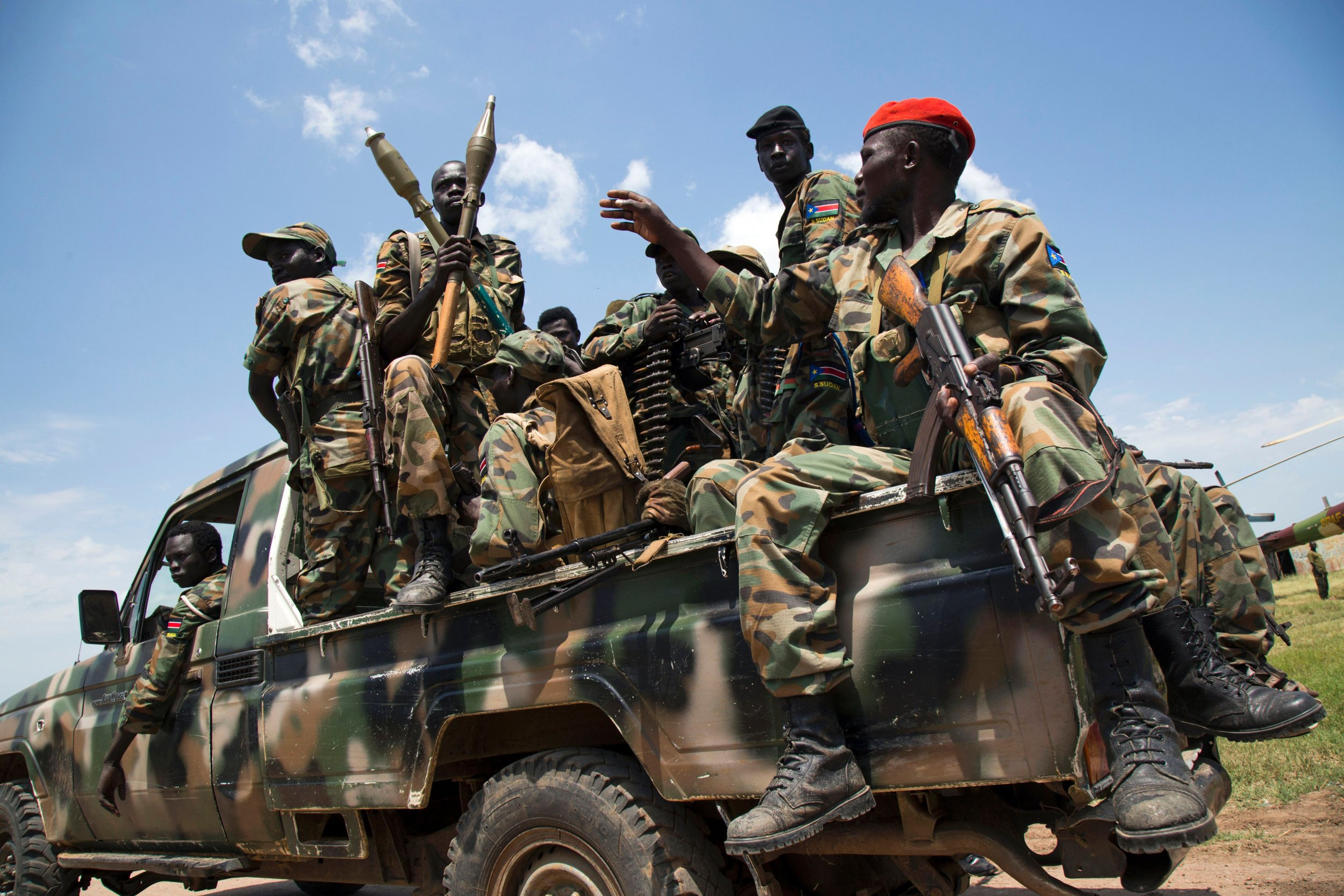 How the U.N. Security Council Is Perpetuating South Sudan