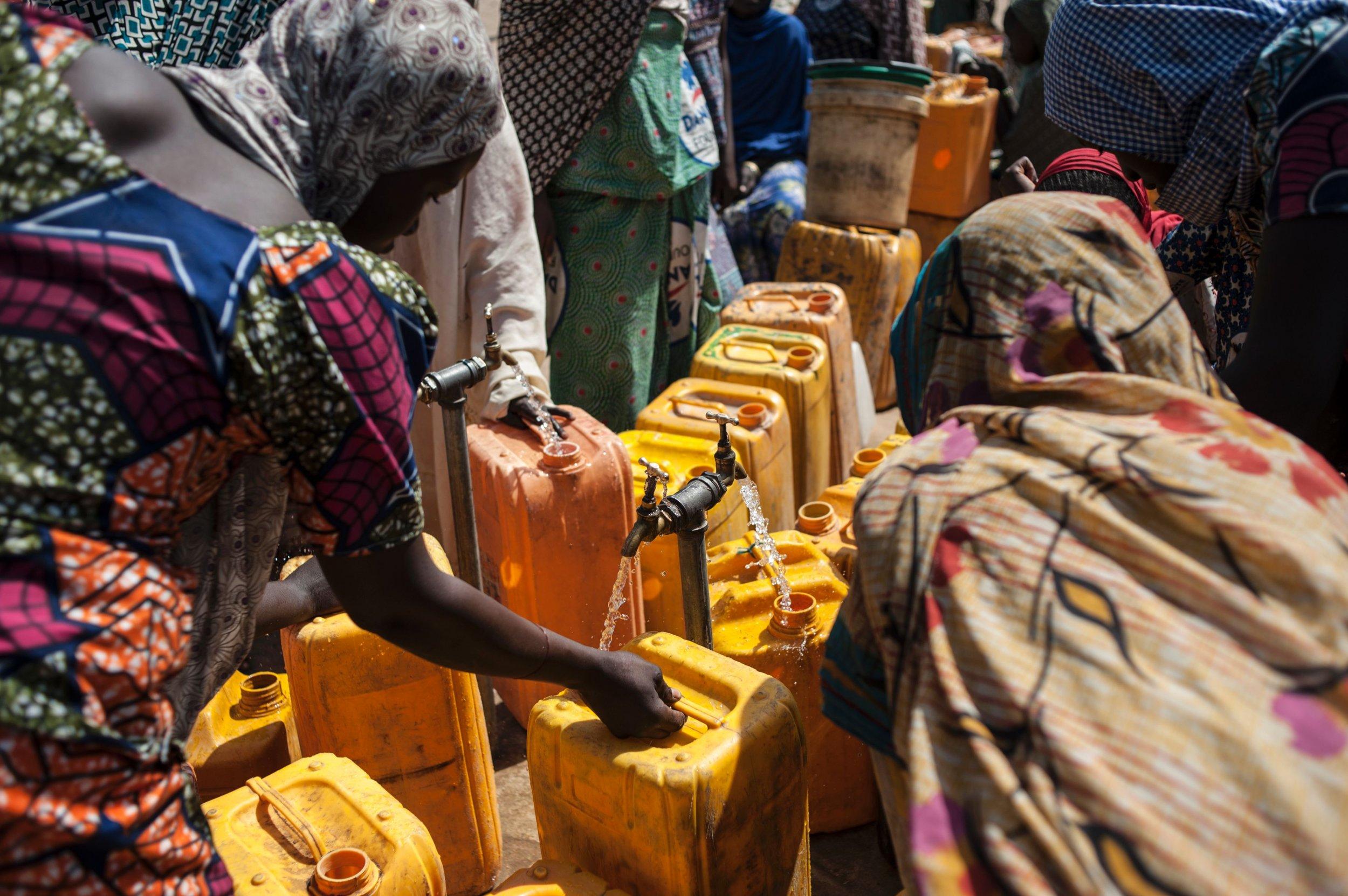 Nigeria IDPs