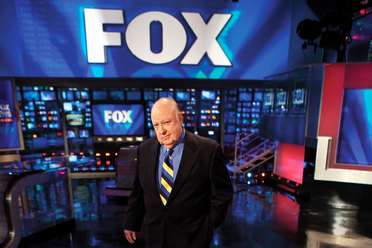 News: Roger Ailes Repositions Fox News