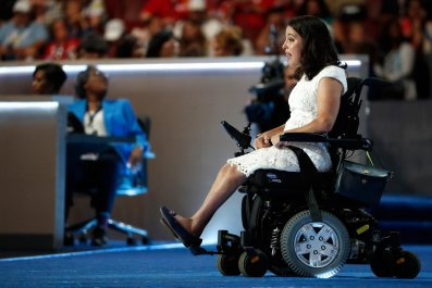 disability rights advocate