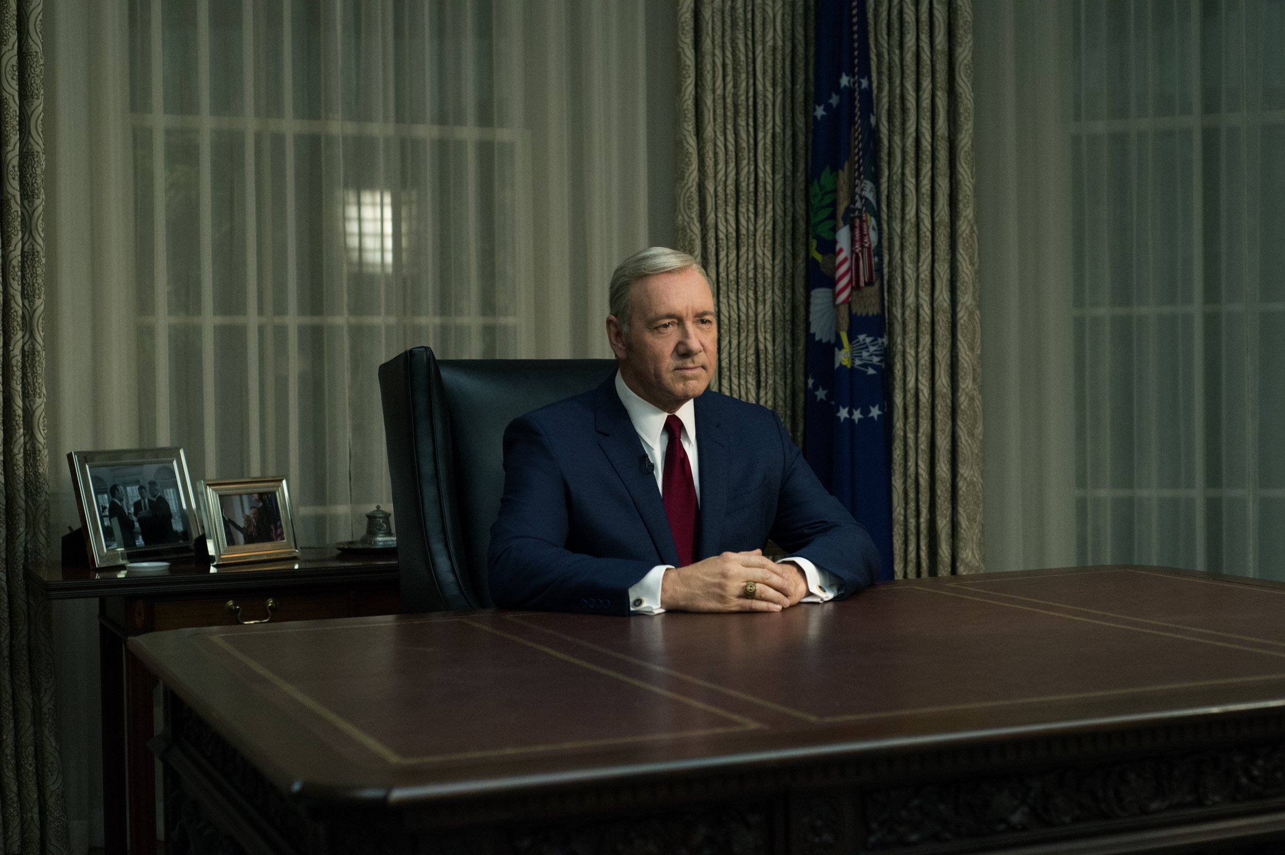 1-20-17 Frank Underwood House of Cards