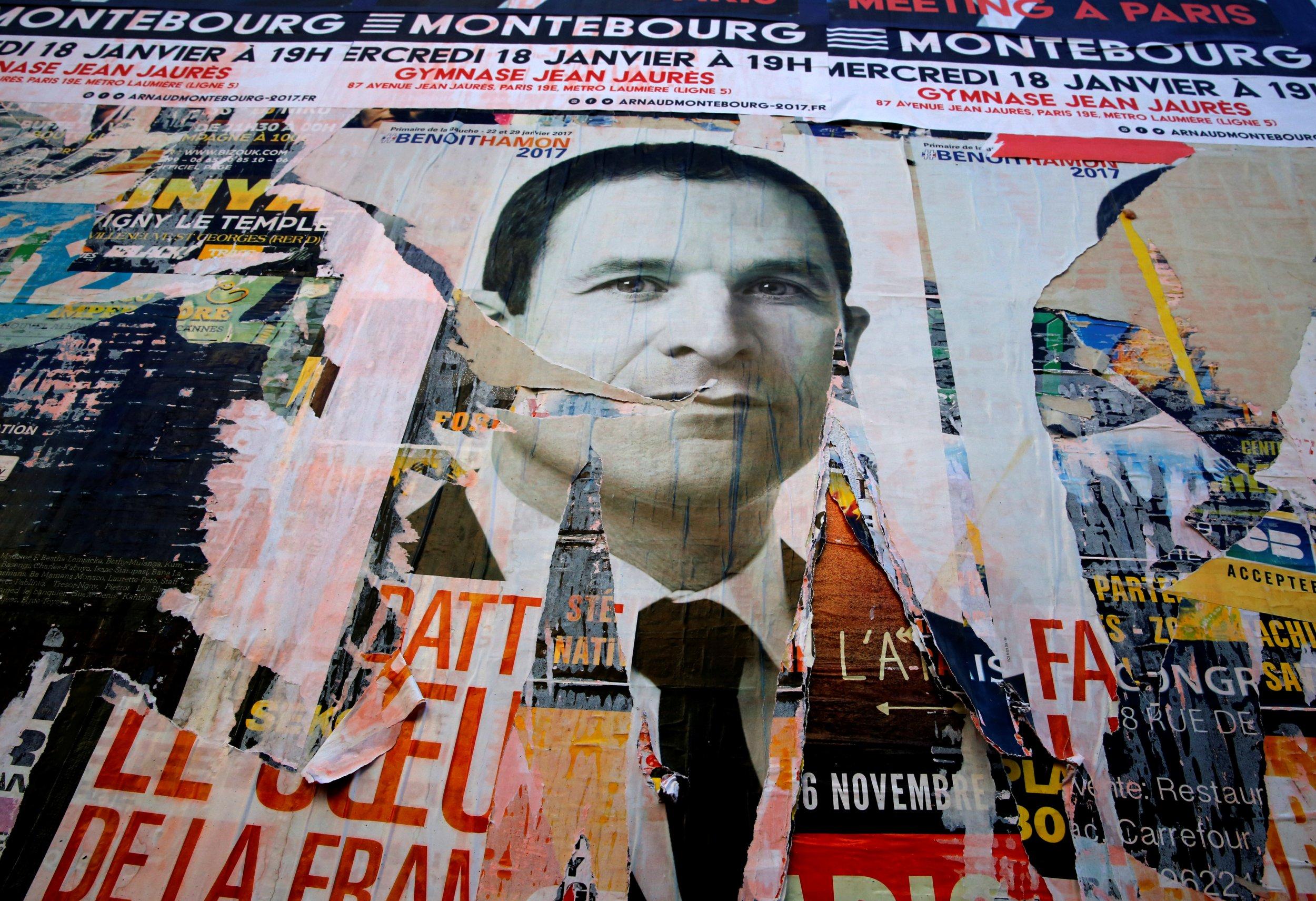 Benoit Hamon Campaign