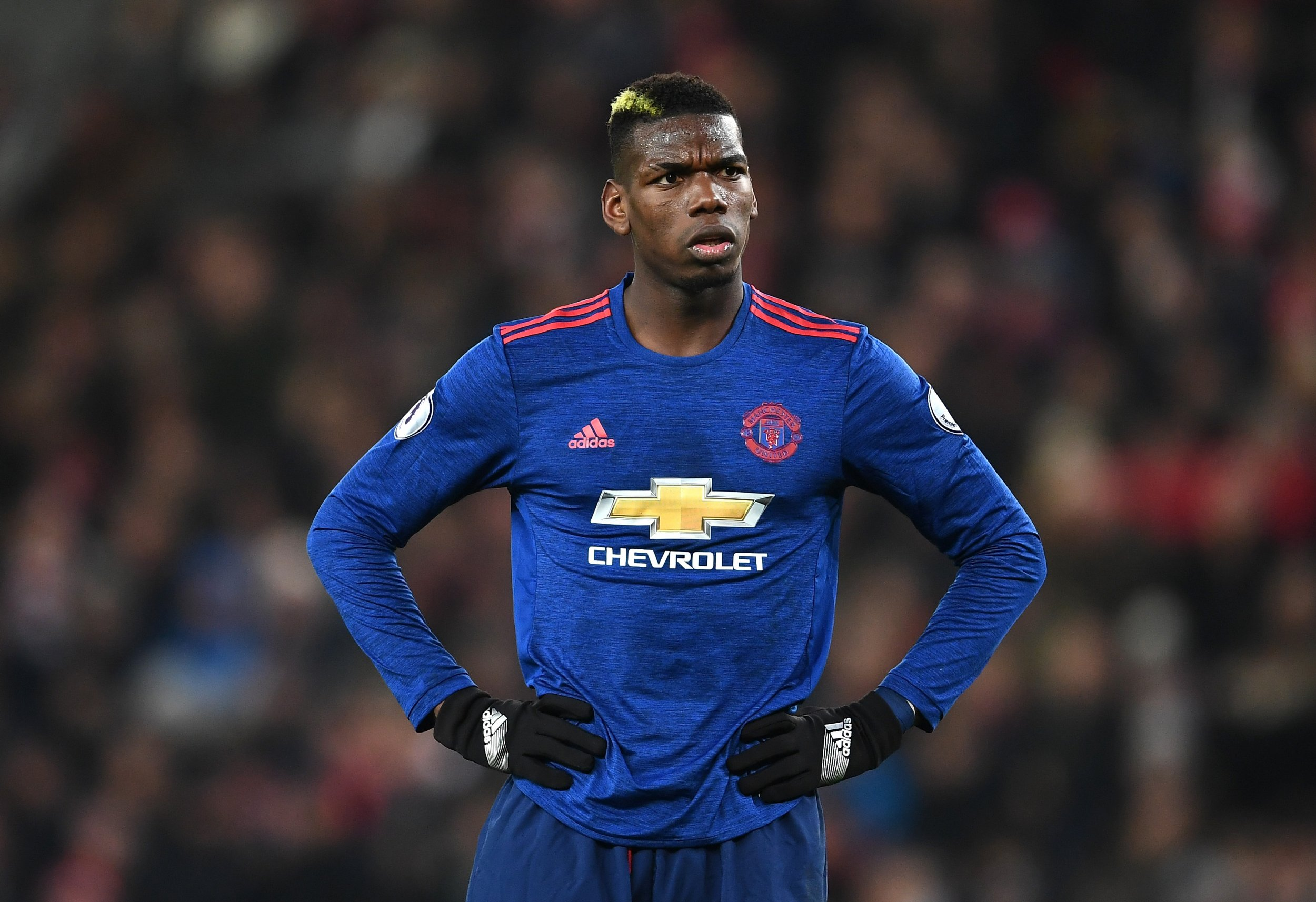 Manchester United Paul Pogba Given Warning By Premier