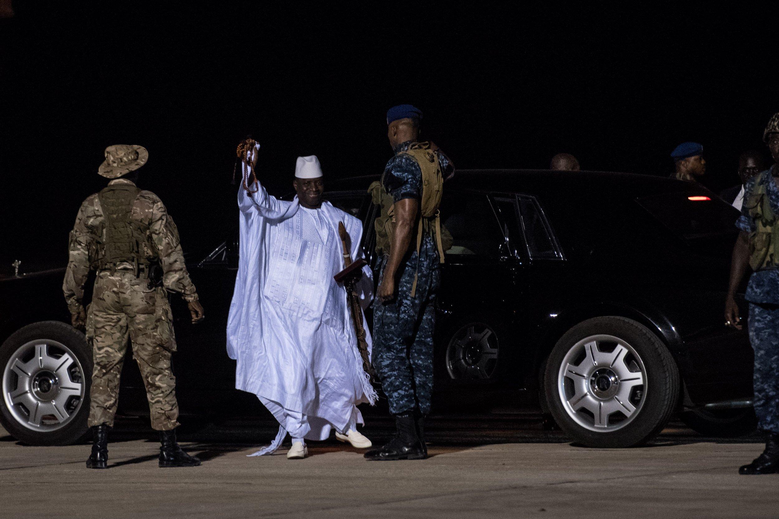 Gambia Yahya Jammeh