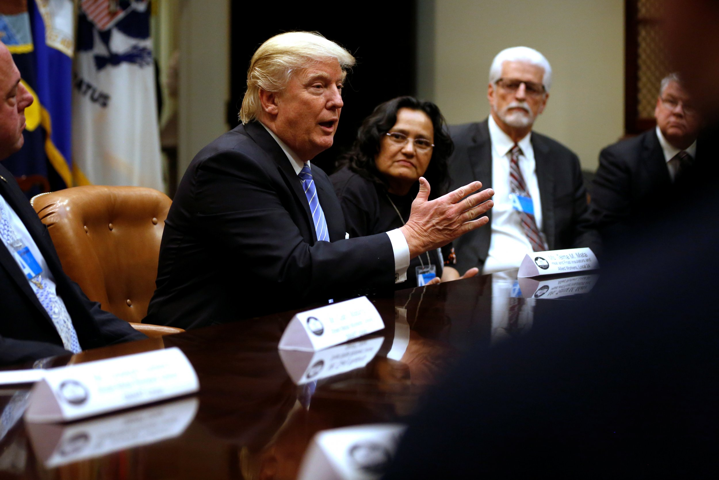 African migrants left stranded: Trump to limit US refugee intake