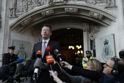 Supreme Court Brexit Ruling