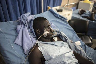 Rann airstrikes victim
