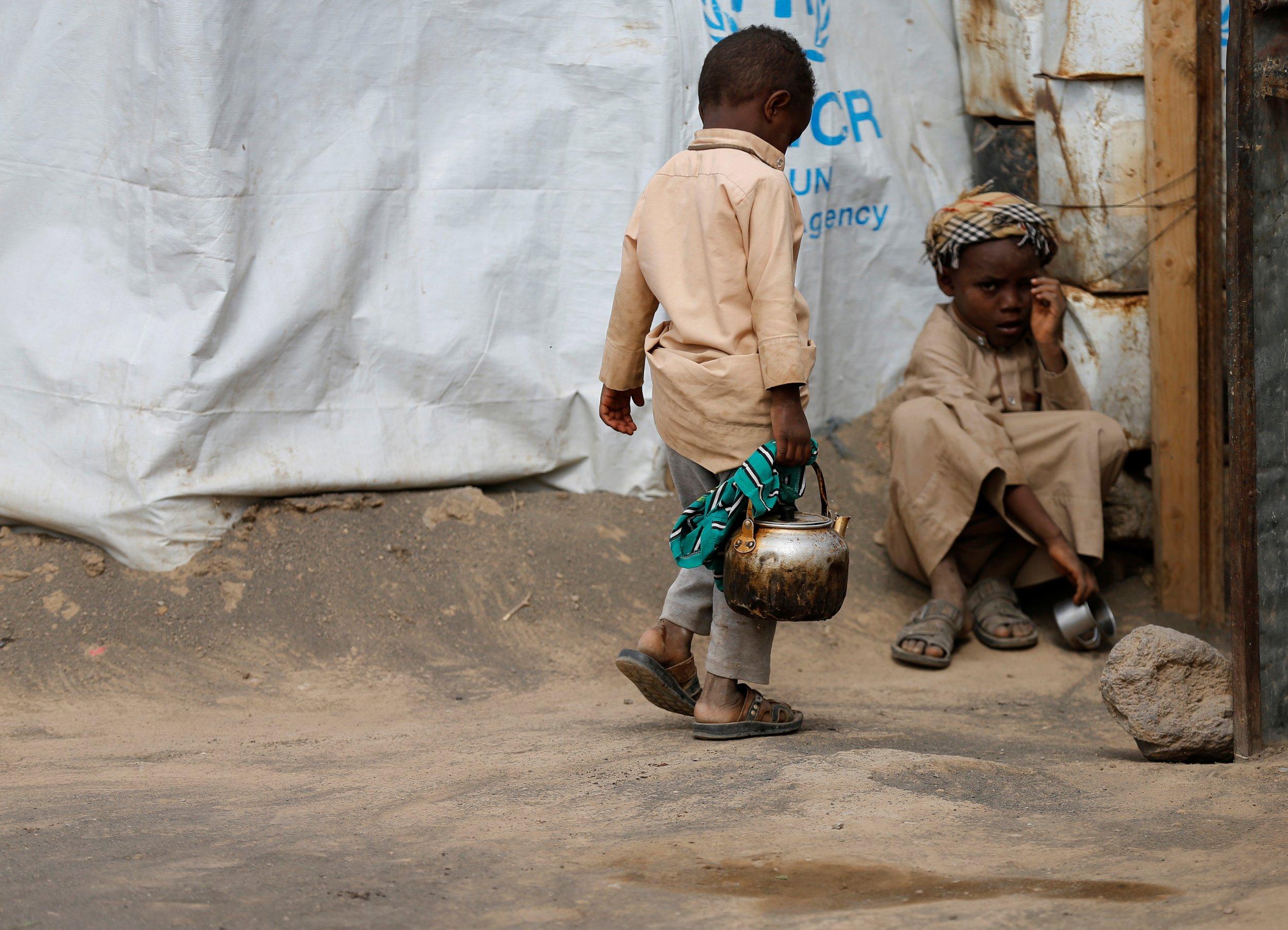 Famine in Yemen