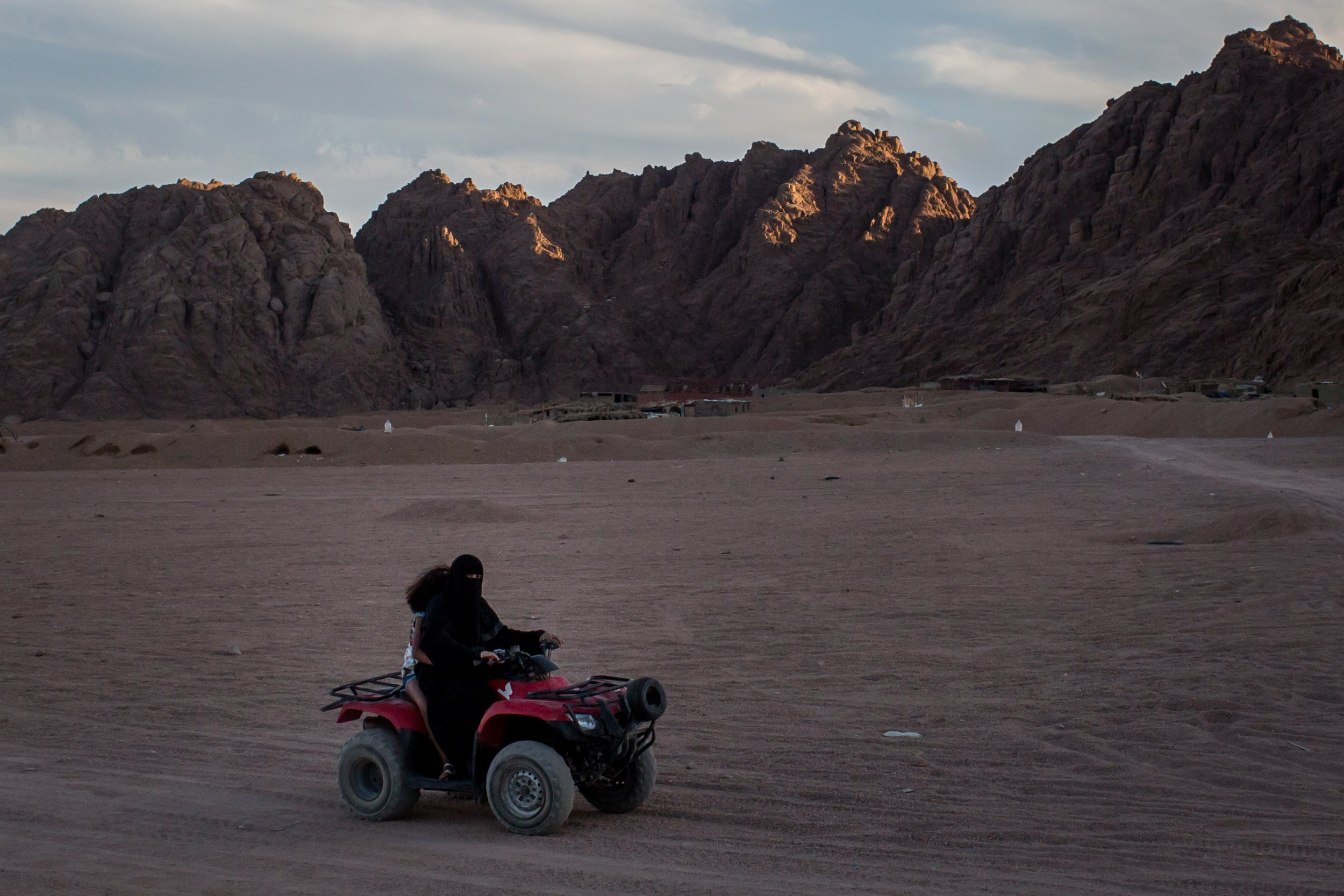 Sharm el-Sheikh quad bike
