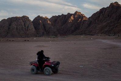 Sharm el-Sheikh quad bike