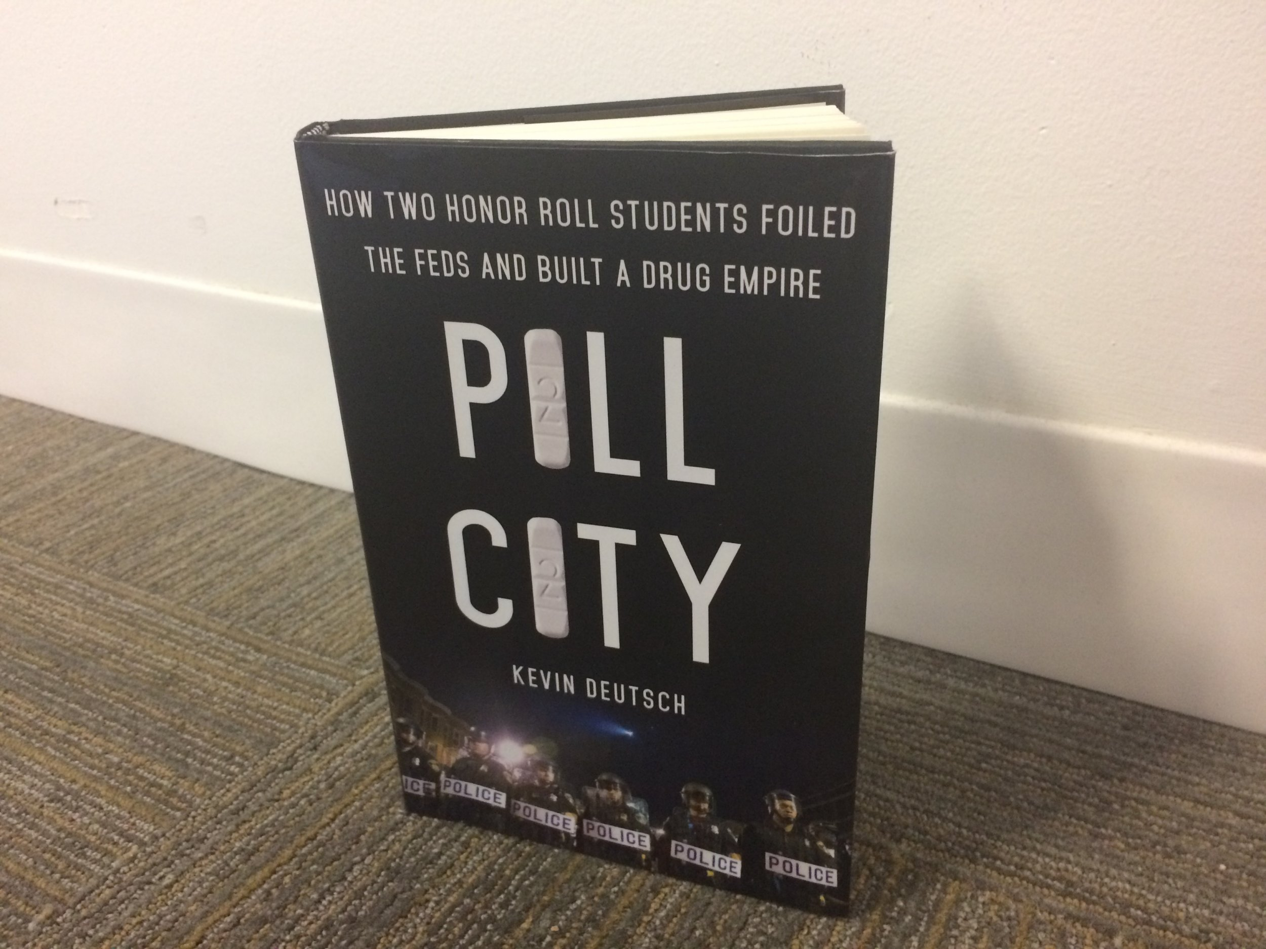 Pill City book
