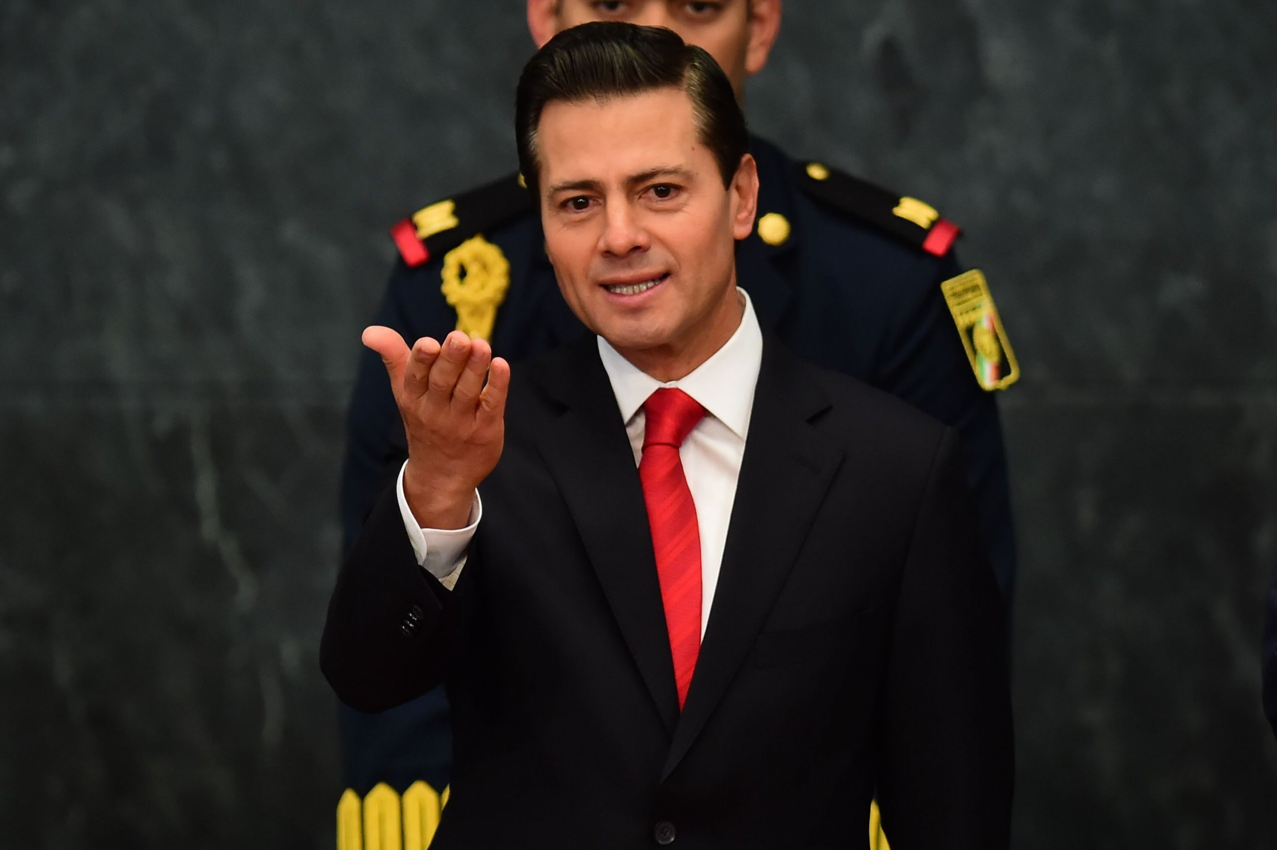 Mexican President Nieto