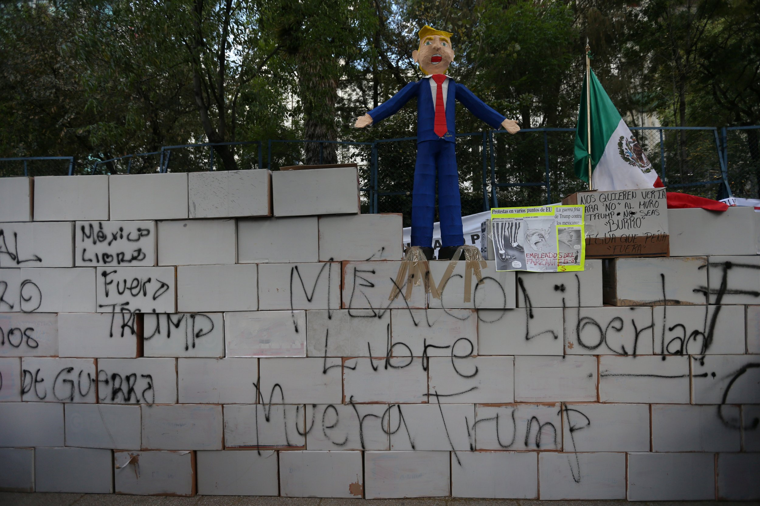 Trump pinata