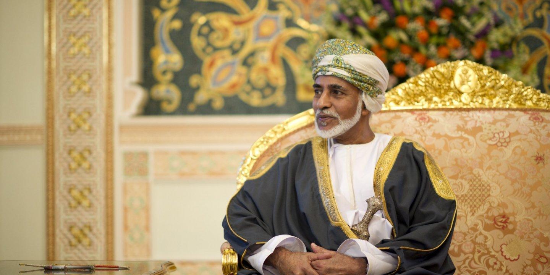 Oman sultan