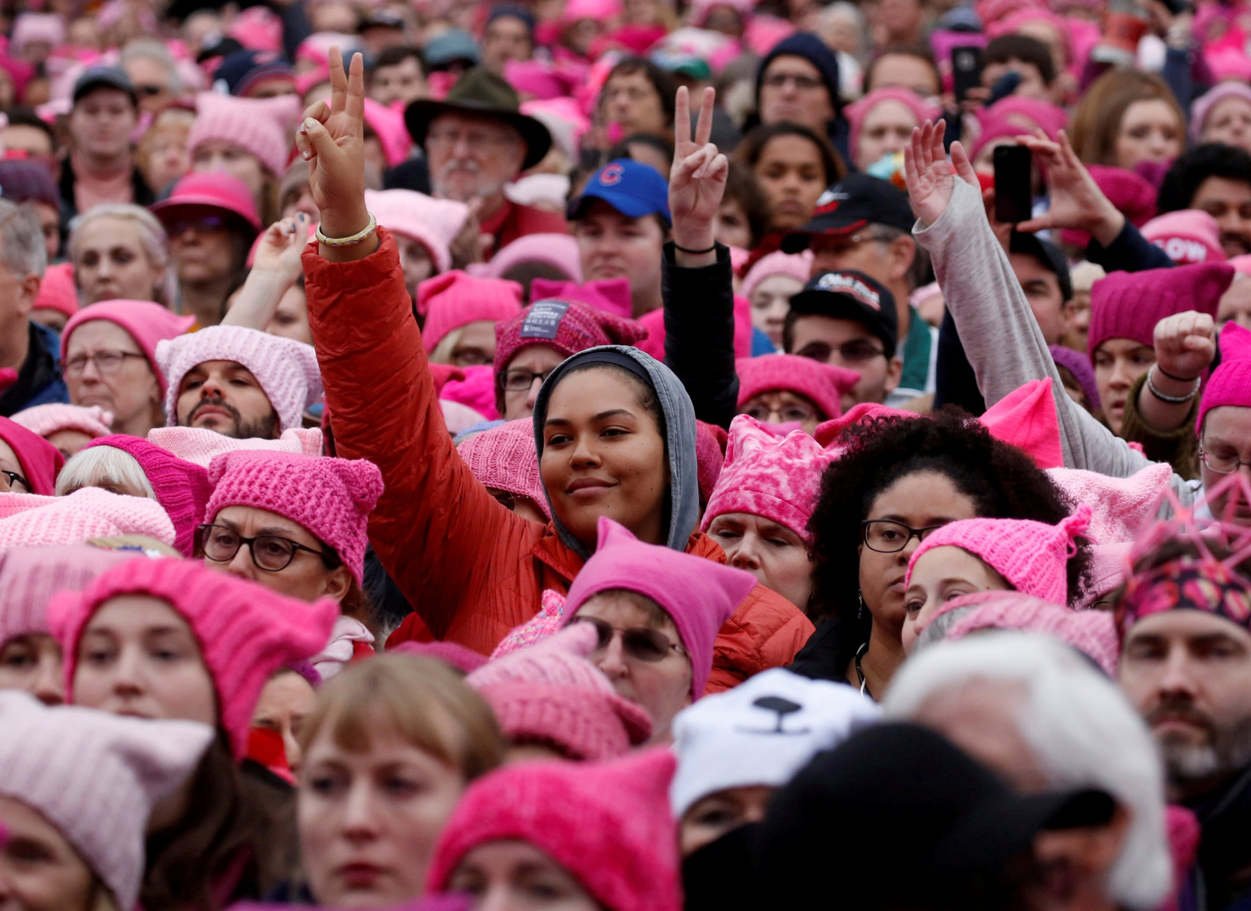 The Women's March in Washington