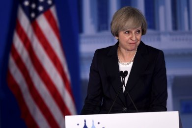Theresa May Republican speech