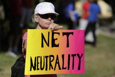 net neutrality fcc EFF pai
