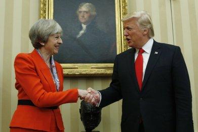 May Trump meeting