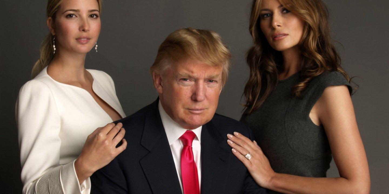 Ivana And Donald Trump Wedding 1977.Melania Ivanka Ivana Marla And The Role Of Women In Trump S World