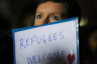 Donald Trump Refugee Ban