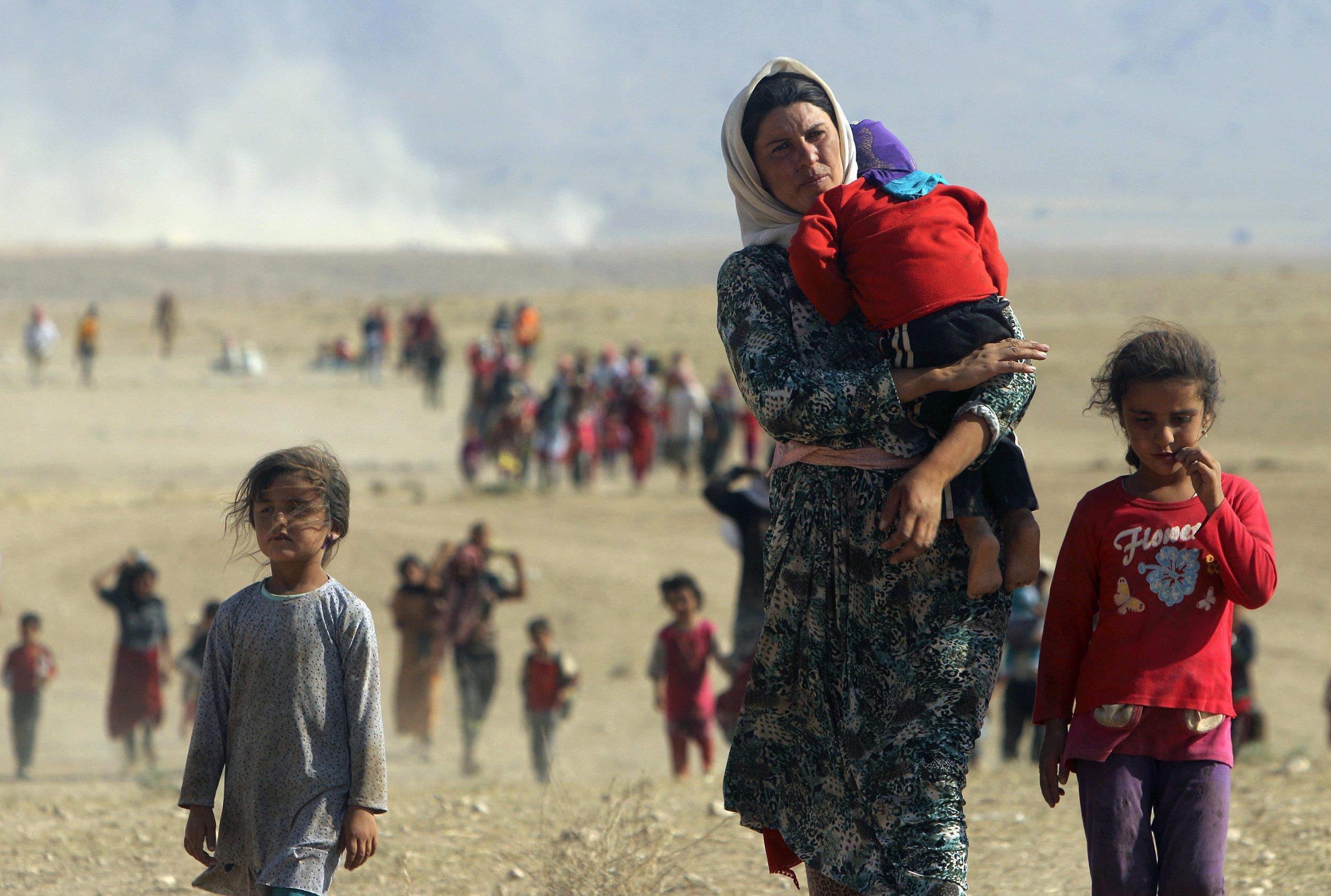 Yazidi community