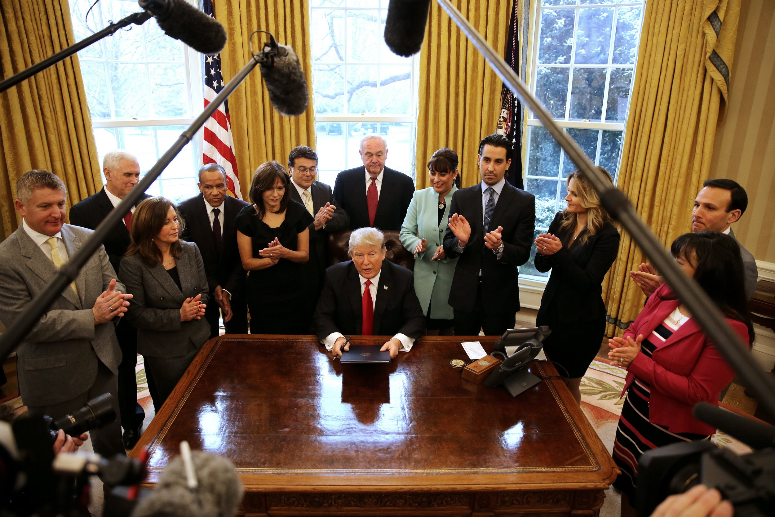 lgbt groups brace for trump religious freedom executive order