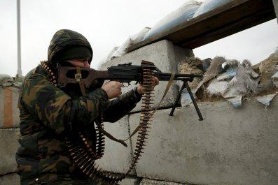 Avdiivka fighter