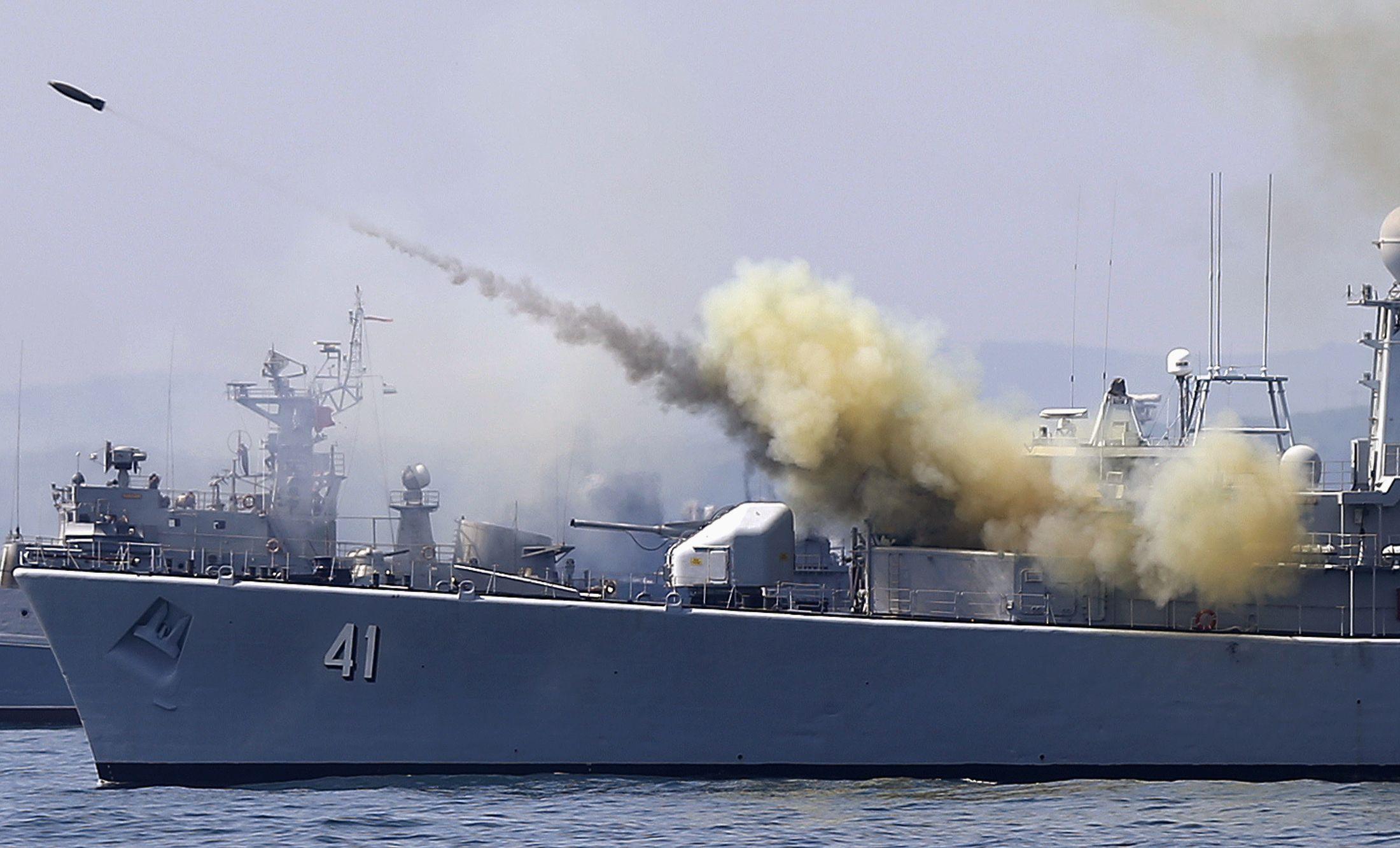 Bulgarian ship, Black Sea