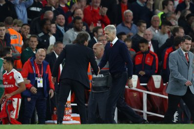 Conte and Wenger