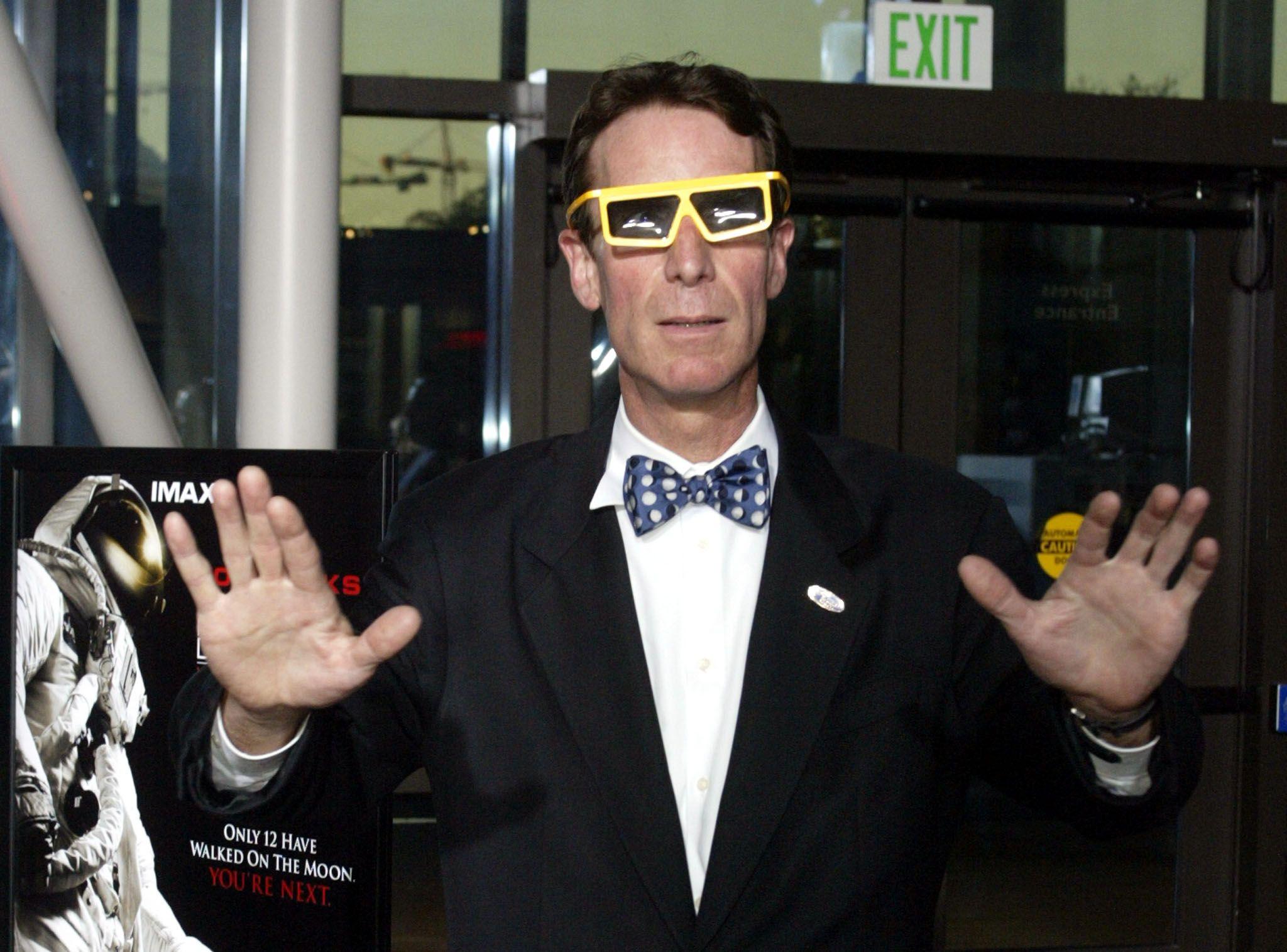 "Bill Nye, ""The Science Guy"" 2005"