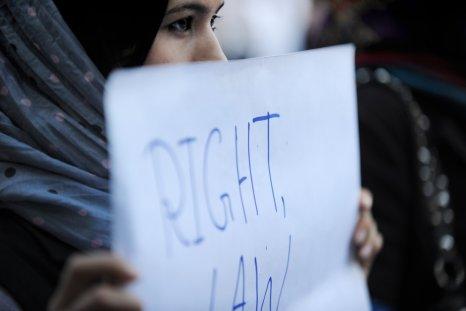 Afghan woman domestic violence
