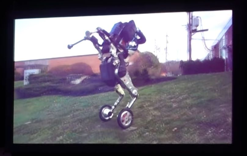 robot boston dynamics robotics parkour