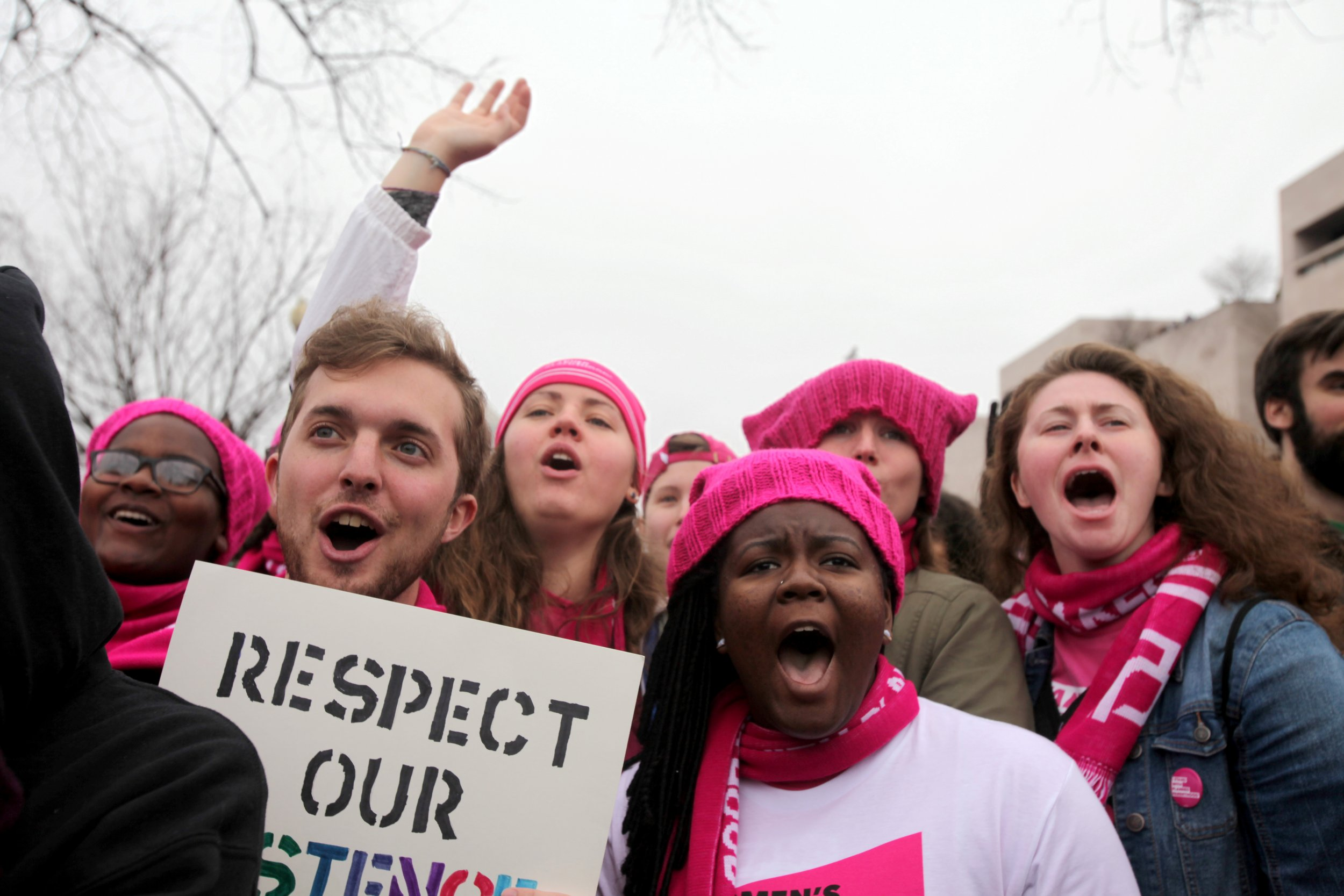 Women March on Washington