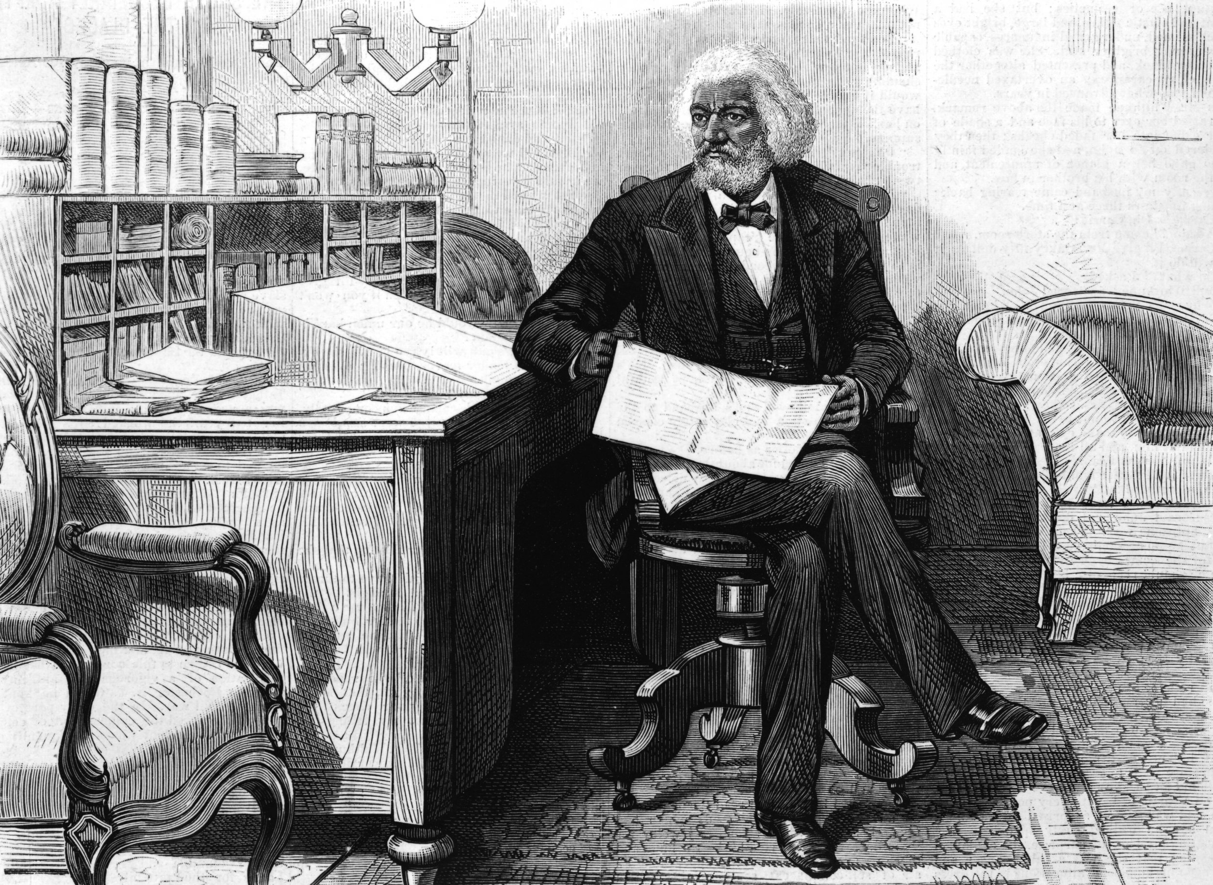 the power of speech frederick douglasss speech Frederick douglass: frederick douglass, african american who was one of the most eminent human rights leaders of the 19th century.