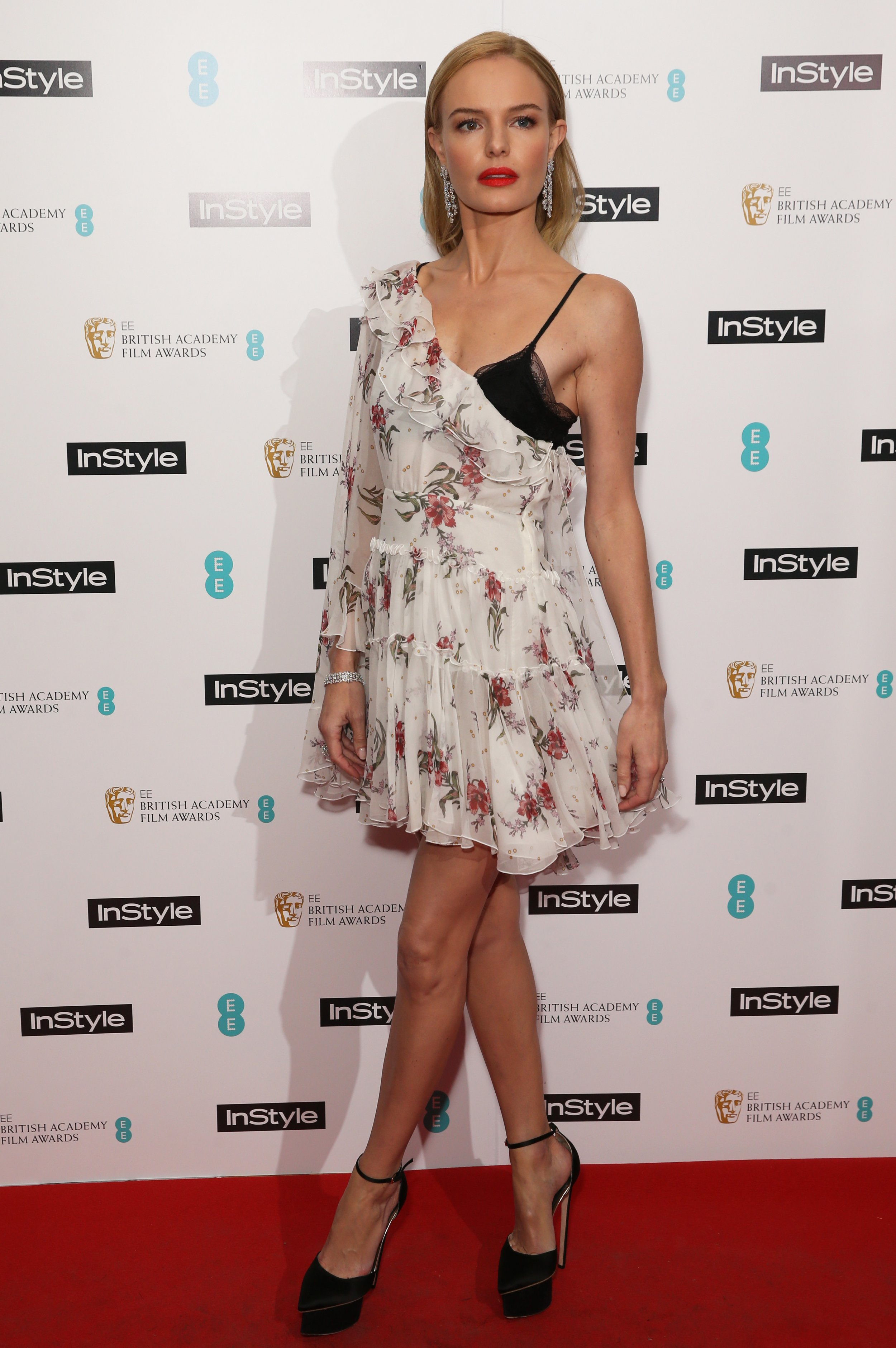Kate Bosworth at InStyle EE Rising Star Party