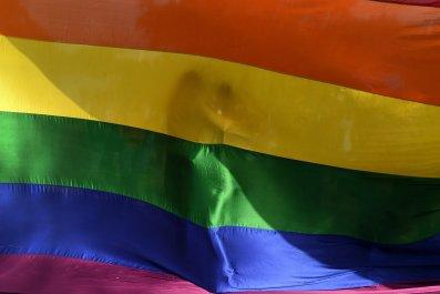 LGBT flaf