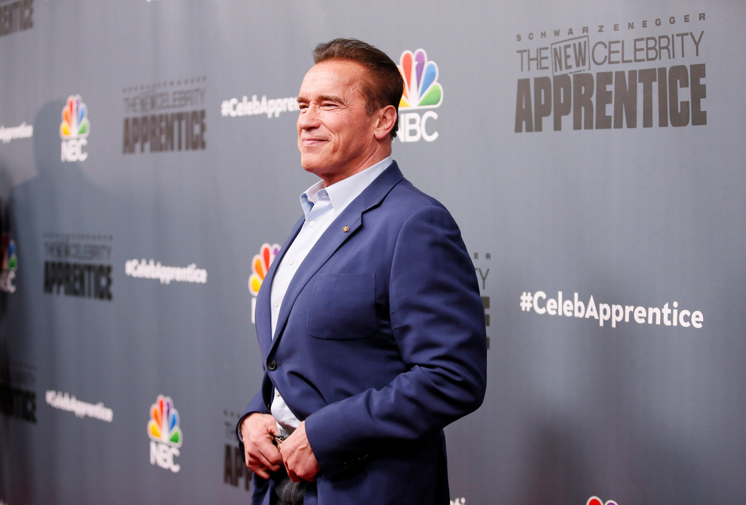 Arnold Schwarzenegger wants to swap places with Trump 03.02.2017 53