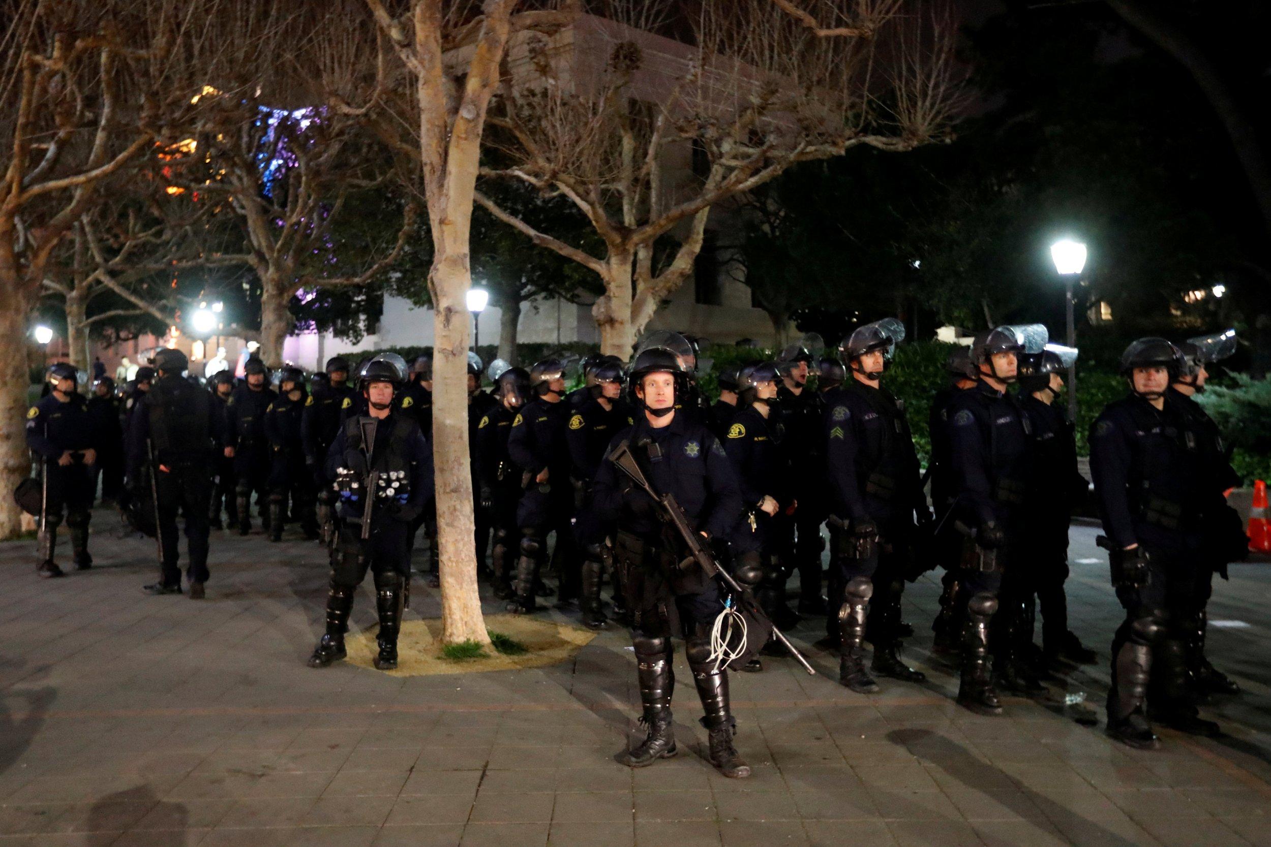 UC Berkeley Protests