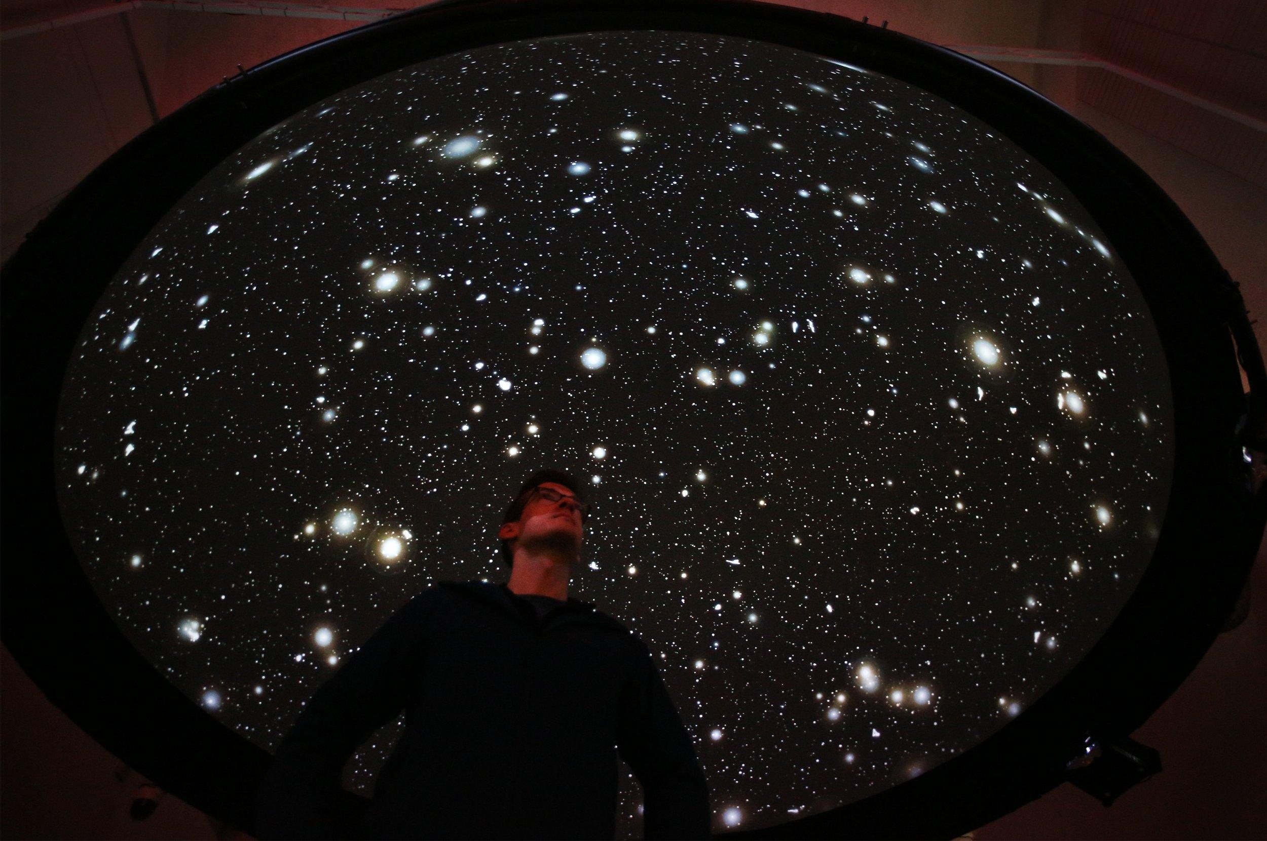 Big Bang Data exhibit 2015