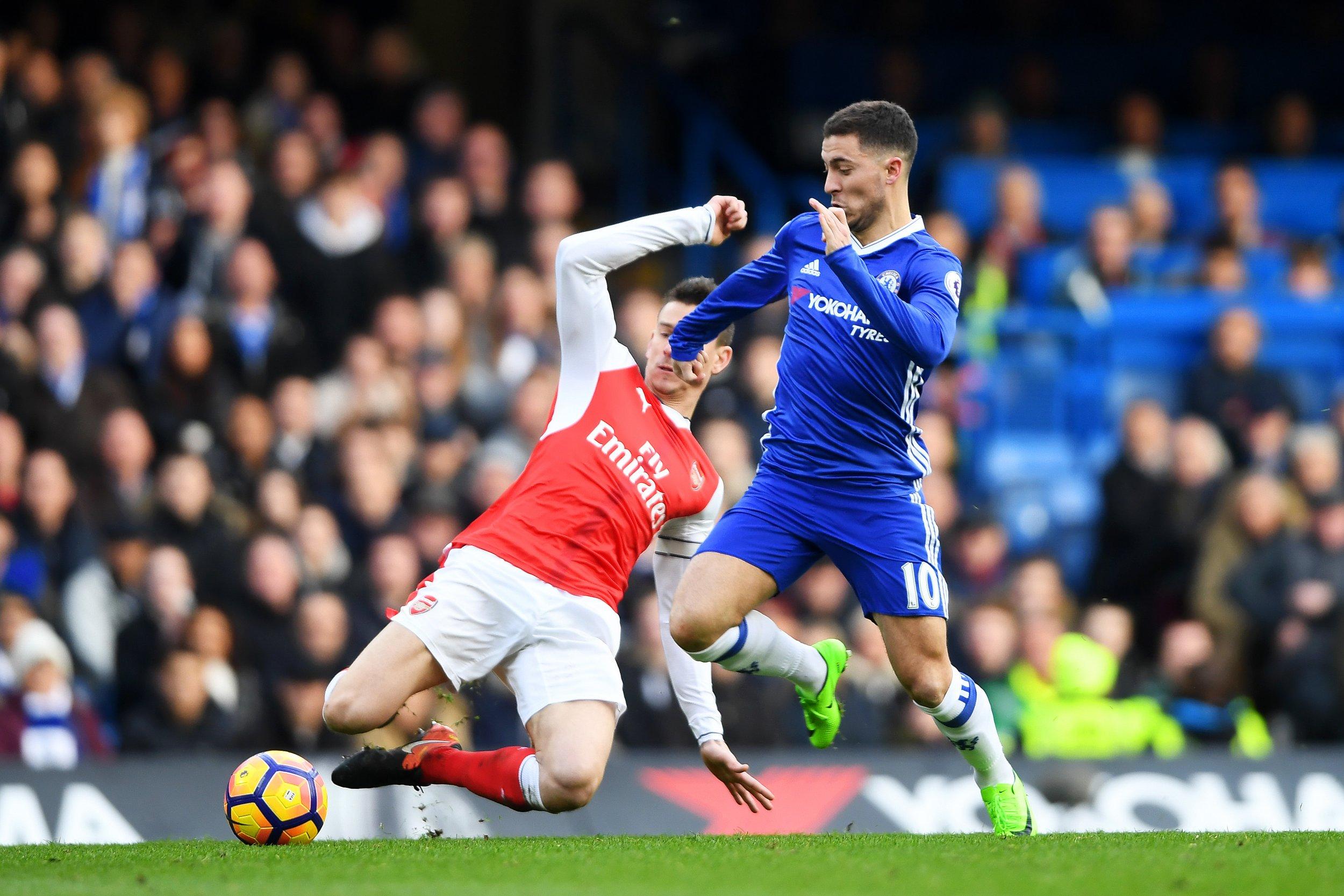 Eden Hazard Reveals What Spurs Him on at Chelsea