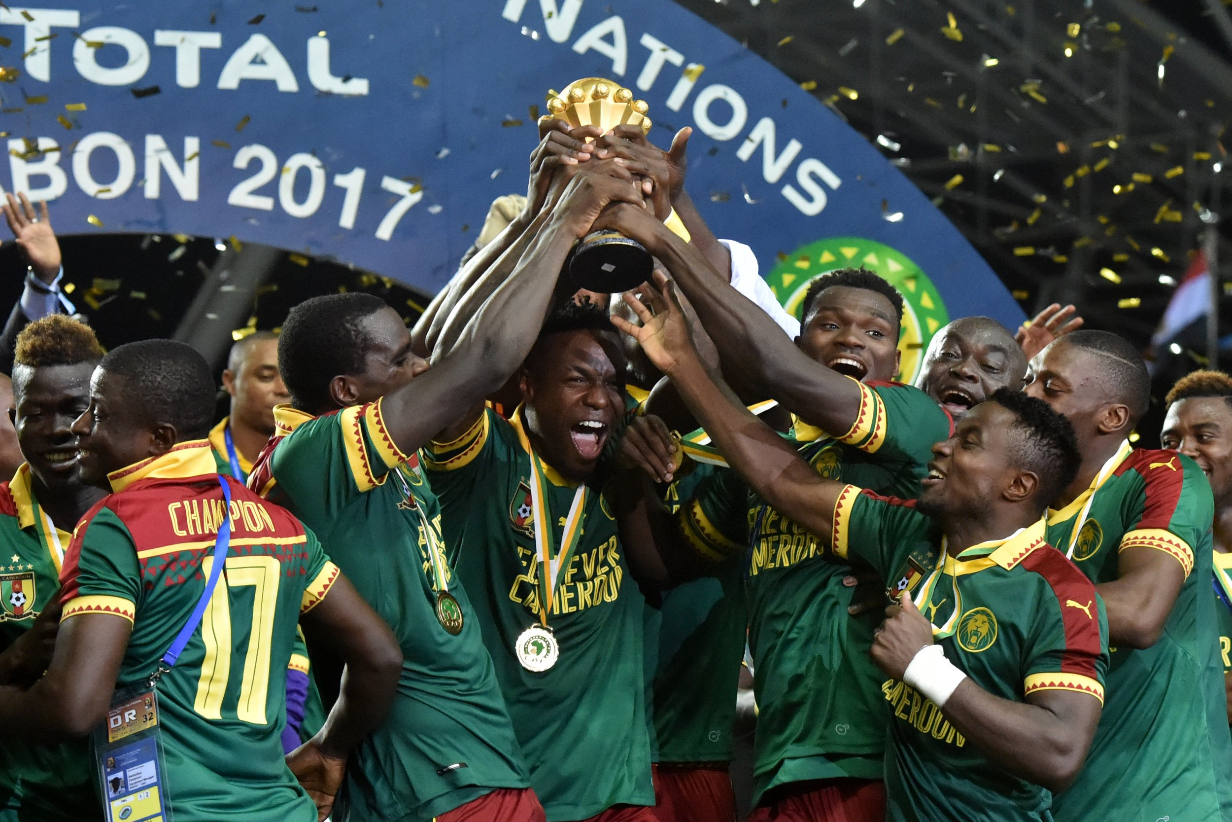 Cameroon AFCON 2017