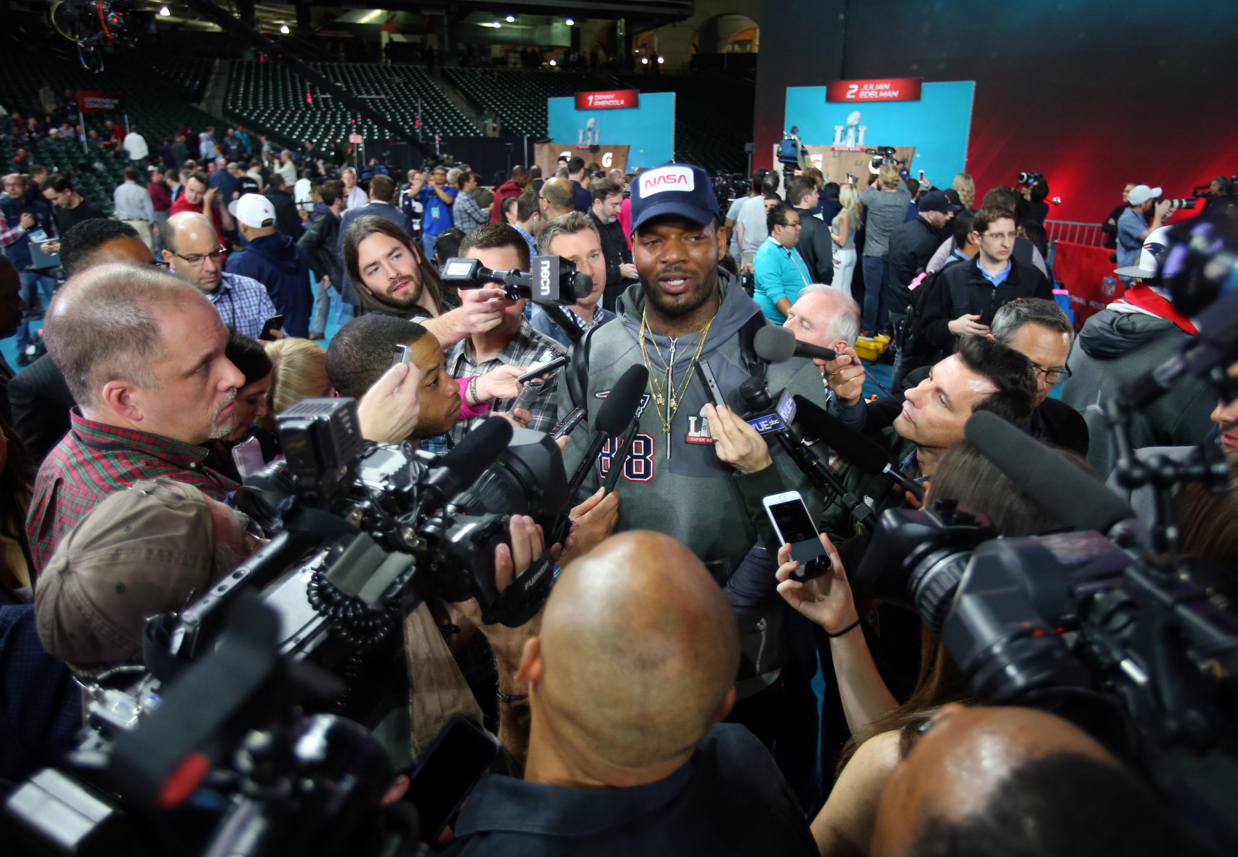 Why Martellus Bennett and Other Patriots Are Boycotting the Team s Trip to  the White House 0851a2607
