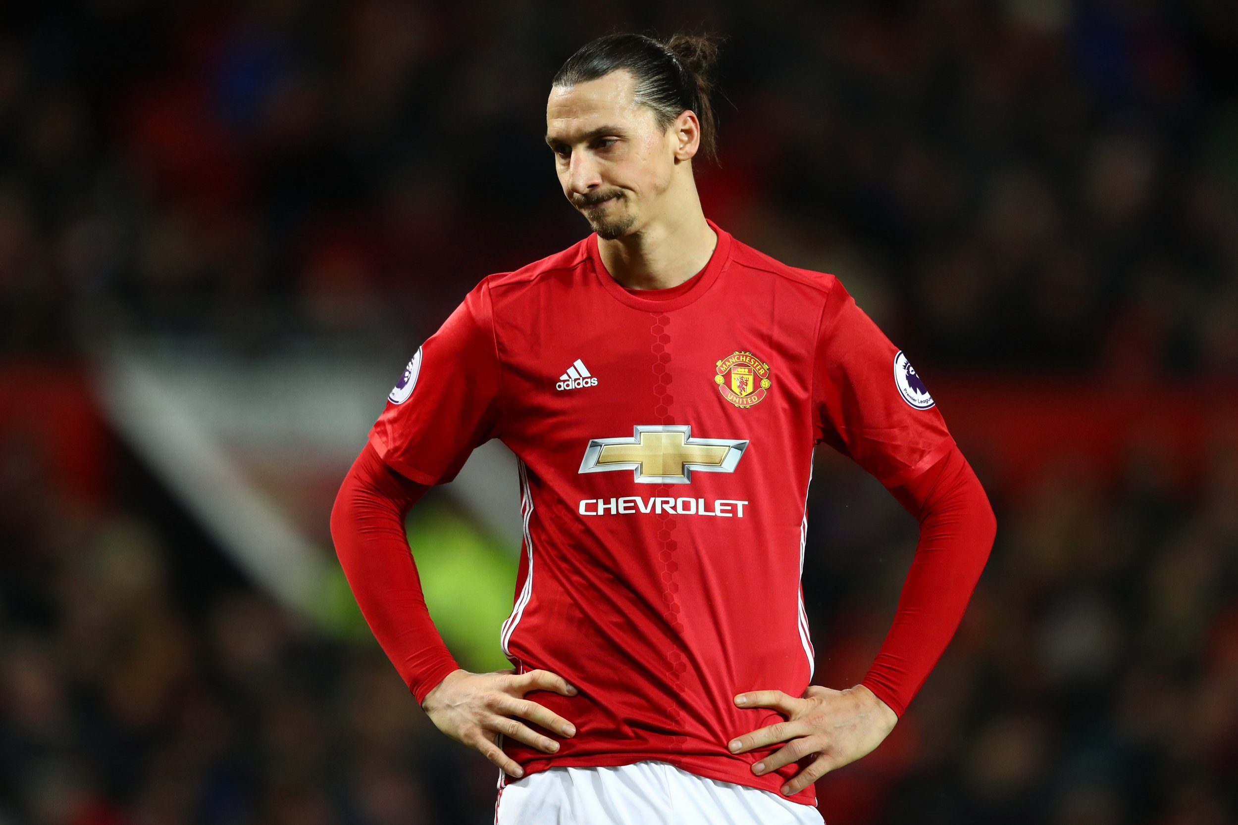 Zlatan Ibrahimovic Will Stay At Manchester United On One
