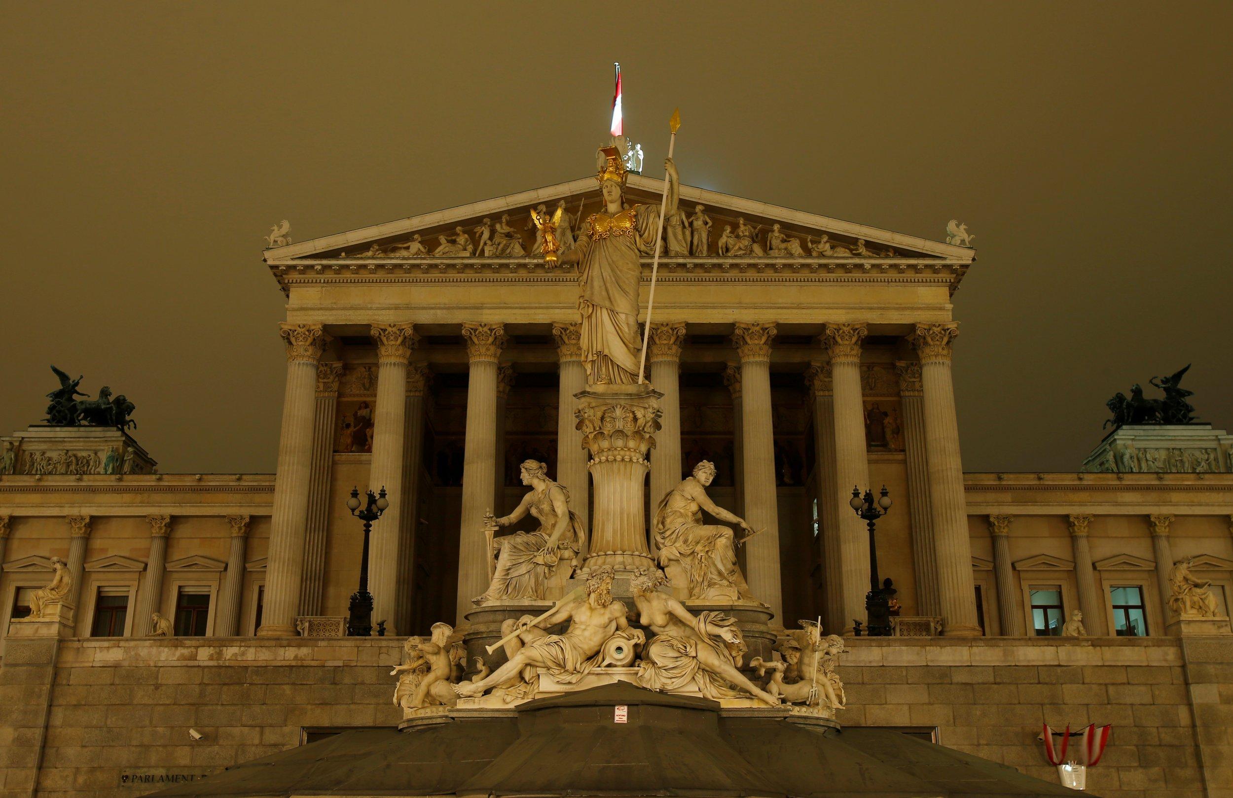 Austrian Parliament