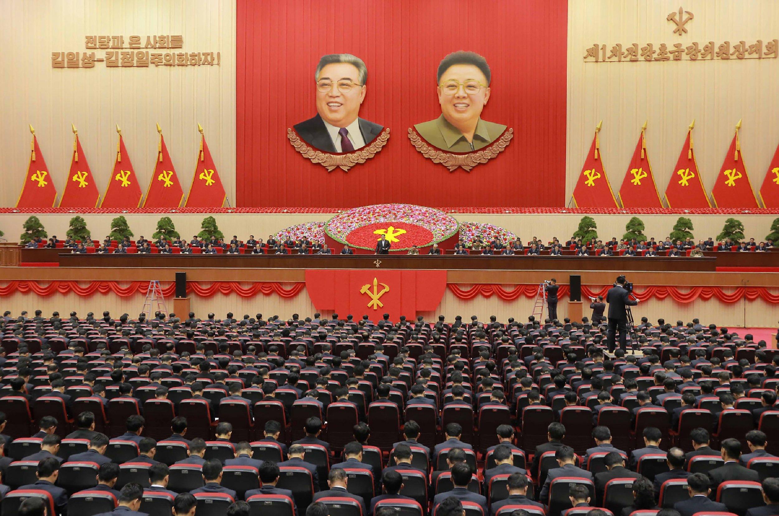 North Korea december 2016