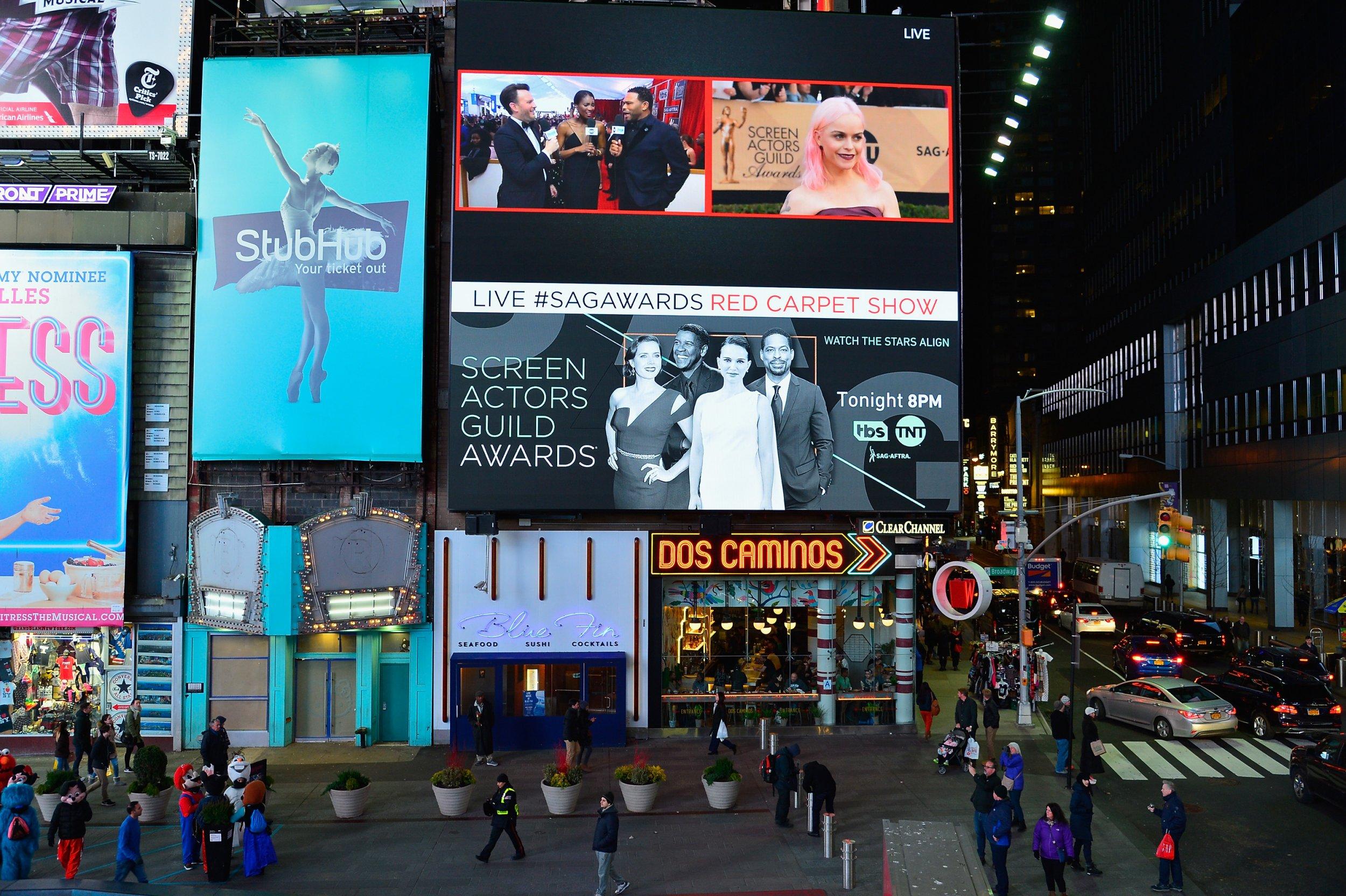 Time Square 2017
